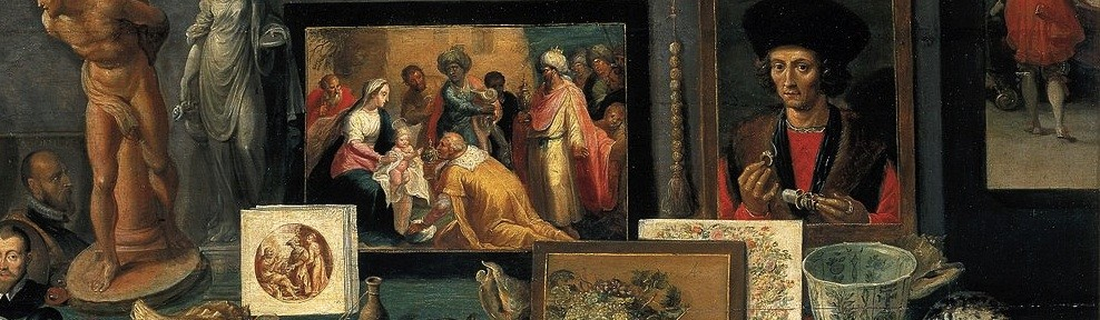 On Lost Museums / Marco Polo's Daughter