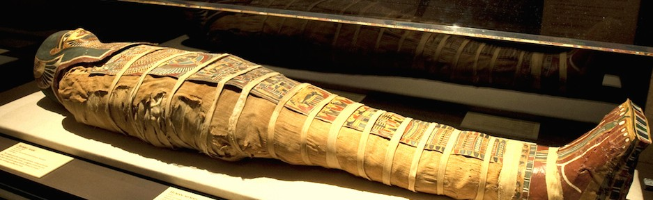 The Strange, True History of the Mummy Curse/Museum of Marco Polo