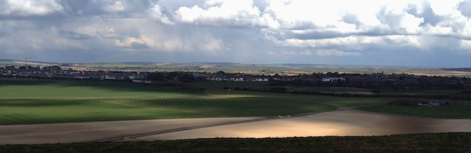 From Maiden Castle 934 by 303